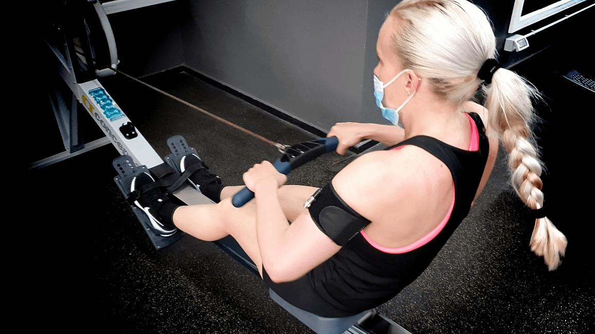 Fit Cuffs, Okklusionstræning, BFR Training, Blood Flow Restriction, Occlusion Training, kaatsu