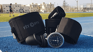 blood flow restriction training, bfr training, occlusion training, fitcuffs, kaatsu, okklusionstræning, oclusao vascular