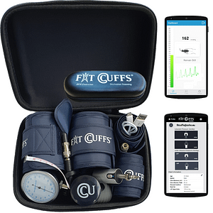 Fit Cuffs – Complete + Bluetooth Device