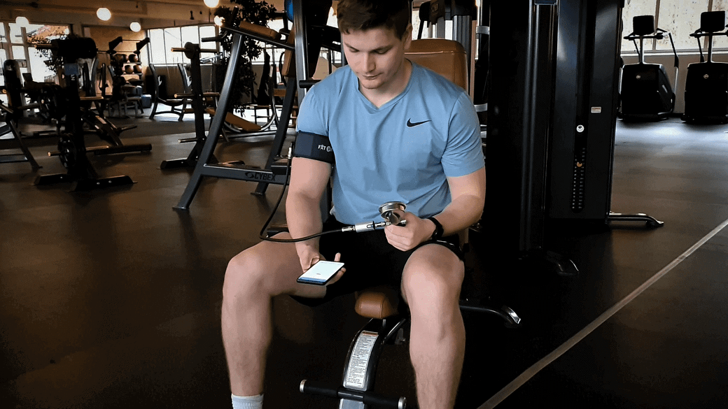 Limb Occlusion Pressure (LOP) by Bluetooth Tech