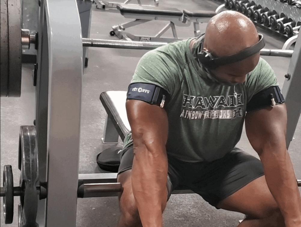 Arm Cuffs V3 Workout