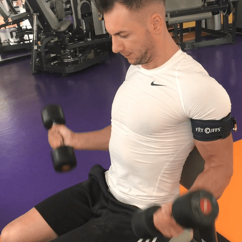 Fit Cuffs - BFR Training: BFR for BIG arms Nuts & Bolts