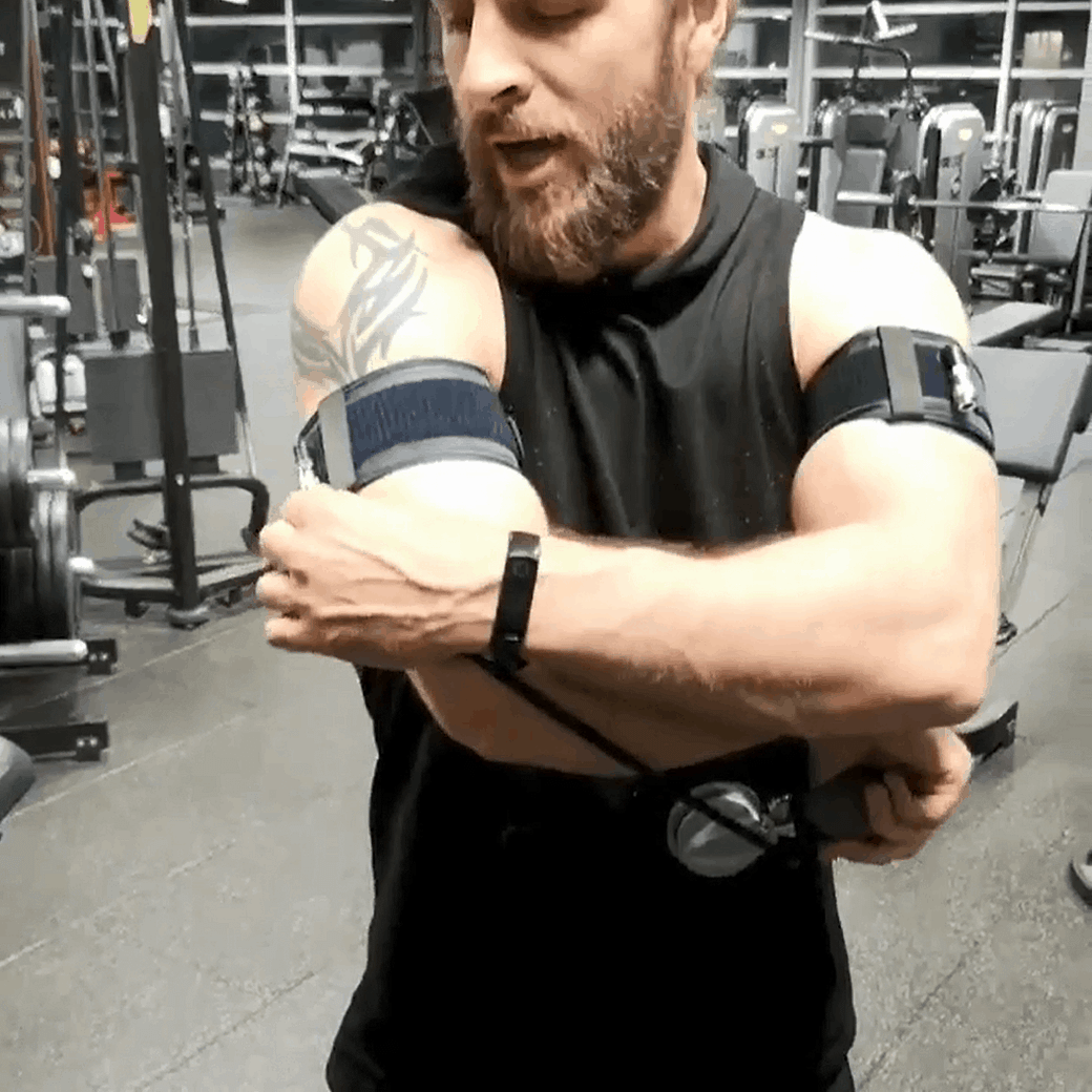 Arm Cuffs V2 - Review and Training