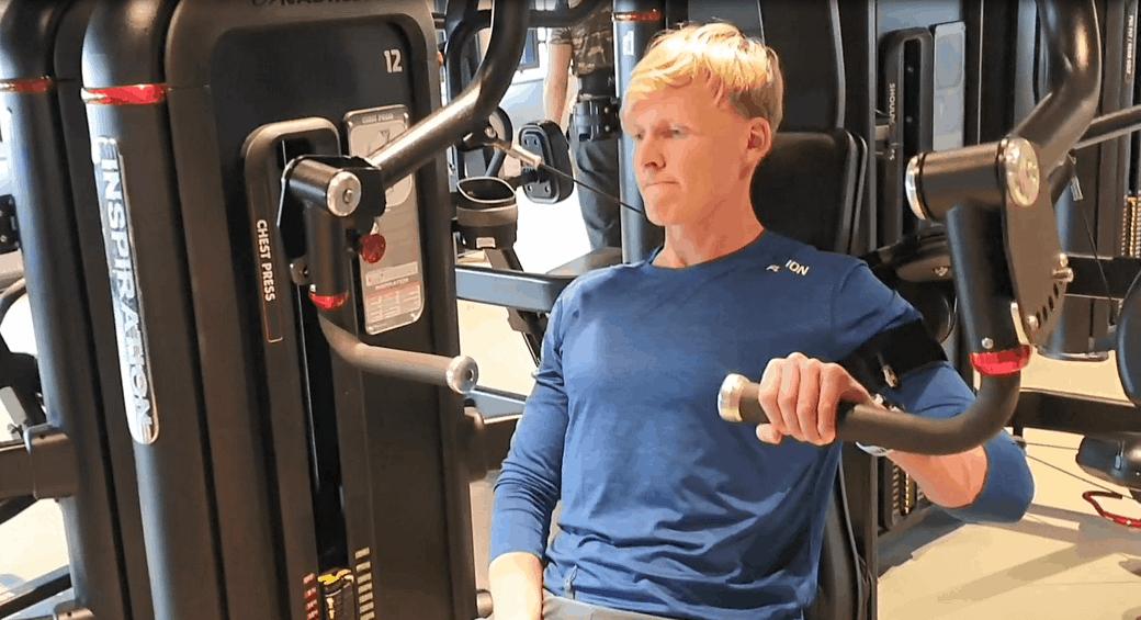 Elbow Fracture Progressive Rehab